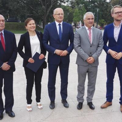 Koalicja w Lublinie